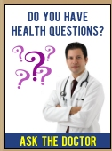 Do you have health questions? Ask a Naturopathic Doctor!