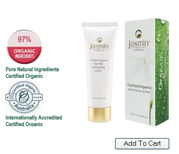 Jasmin Gentle Cleansing Lotion