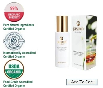 Jasmin Sports Recovery Massage Oil